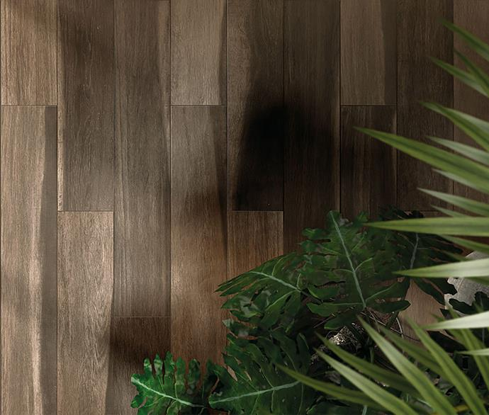"Indonesian Wood tile from [Di Lorenzo](https://www.dilorenzo.com.au/products-1/indonesian-wood|target=""_blank""