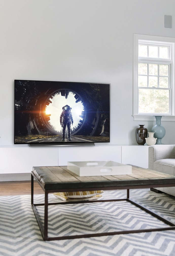 """LG's new OLED TVs boasts state of the art technology to ensure everything you watch comes through with perfect clarity and vivid colours. LG AI ThingQ 4K 65"""" OLED TV, $5299, [LG](https://www.lg.com/au target=""""_blank"""" rel=""""nofollow"""")."""
