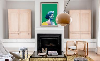 Inside fashion designer Penelope Cohen's stylish home