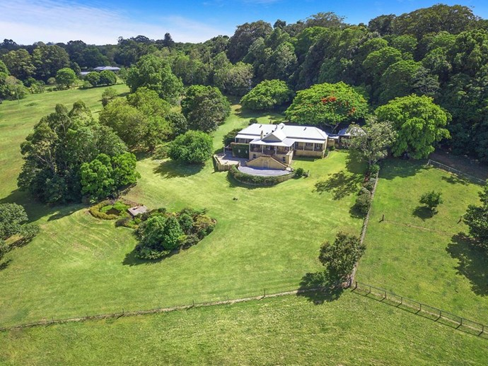 """The property comprises of 7 adjoining lots which back up to the Victoria Park Nature Reserve National Park. *Photo: [McGrath](https://www.mcgrath.com.au/buy/house/nsw/northern-rivers/dalwood/393492
