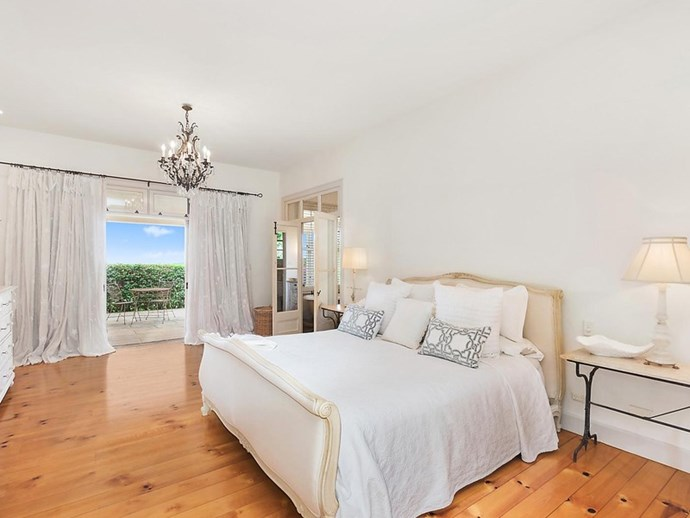 """The master bedroom opens onto a private courtyard. *Photo: [McGrath](https://www.mcgrath.com.au/buy/house/nsw/northern-rivers/dalwood/393492