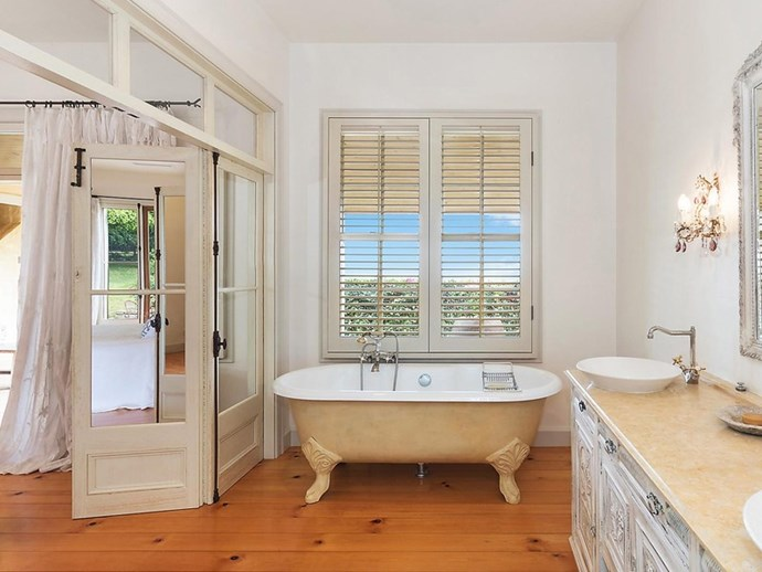 """Adjoining the master bedroom is an ensuite bathroom which includes a freestanding claw-footed tub. *Photo: [McGrath](https://www.mcgrath.com.au/buy/house/nsw/northern-rivers/dalwood/393492