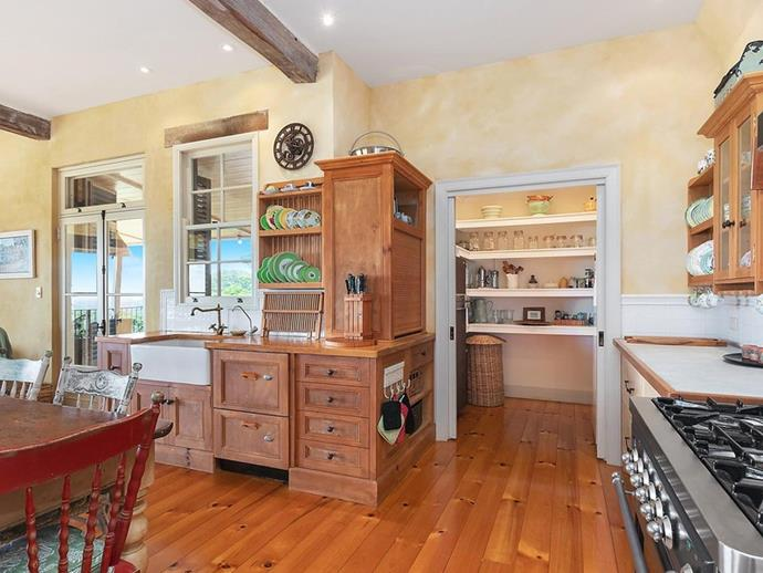 "The kitchen even includes a [butler's pantry](https://www.homestolove.com.au/butlers-pantry-design-ideas-17450|target=""_blank""). *Photo: [McGrath](https://www.mcgrath.com.au/buy/house/nsw/northern-rivers/dalwood/393492