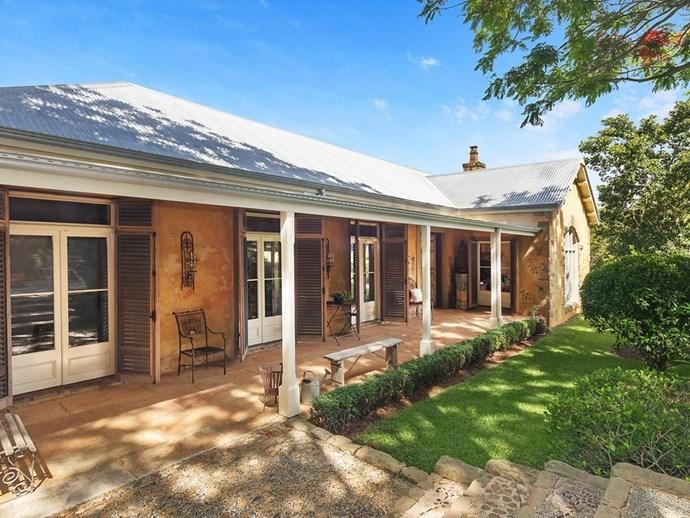 "The rear verandah of the property. *Photo: [McGrath](https://www.mcgrath.com.au/buy/house/nsw/northern-rivers/dalwood/393492|target=""_blank""|rel=""nofollow"")*"