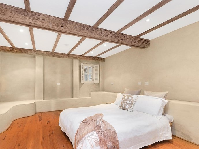 """The guesthouse bedroom. *Photo: [McGrath](https://www.mcgrath.com.au/buy/house/nsw/northern-rivers/dalwood/393492