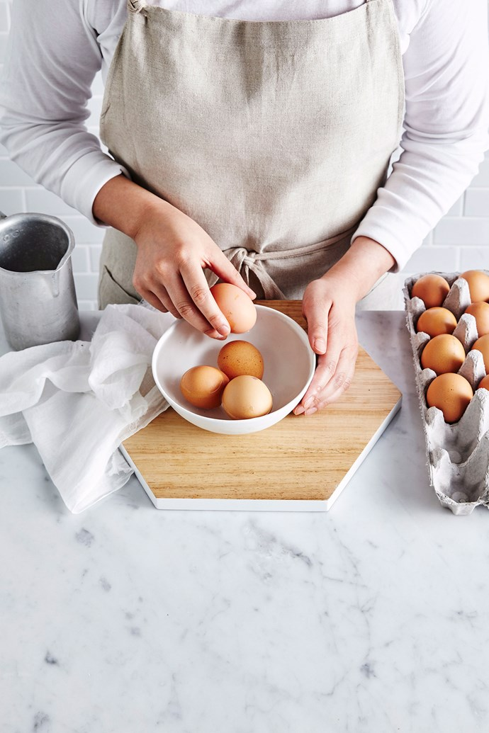 Using the freshest possible eggs is the ticket to a delicious ginger fluff. *Photo: Bauer Photographic / bauersyndication.com.au*