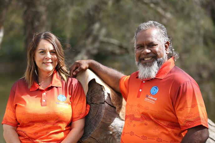"<p>**MEG AND WALTER MAGUIRE**<p> <P>*Go Cultural Aboriginal Tours and Experiences*<P> <p>Last year, Western Australian-based [Go Cultural Aboriginal Tours and Experiences](http://gocultural.com.au/|target=""_blank""