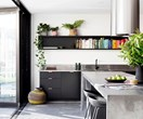 12 kitchen shelf ideas that maximise storage and style
