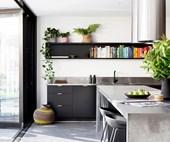 12 kitchen shelf ideas that maximise storage and style