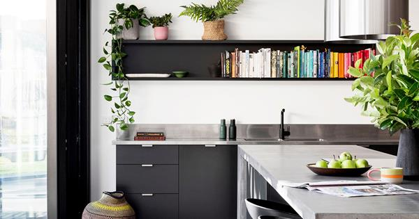 12 Kitchen Shelf Ideas That Maximise Storage And Style Homes To Love