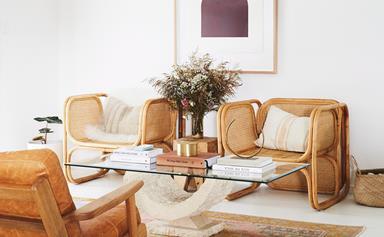 10 homes that master modern boho style