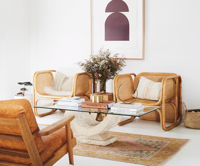 boho style home