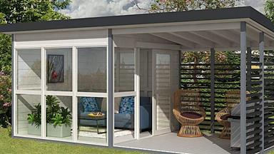 Amazon is selling a flatpack tiny house you can build yourself