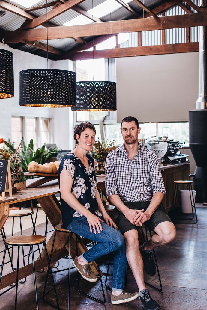 """April and Ian Pianta of [Southern Roasting Co.](https://www.southernroasting.com/ target=""""_blank"""" rel=""""nofollow"""") are known for their small-batch brews."""
