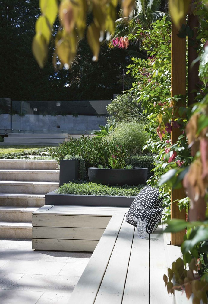 """The [outdoor furniture](https://www.homestolove.com.au/how-to-style-outdoor-furniture-19607