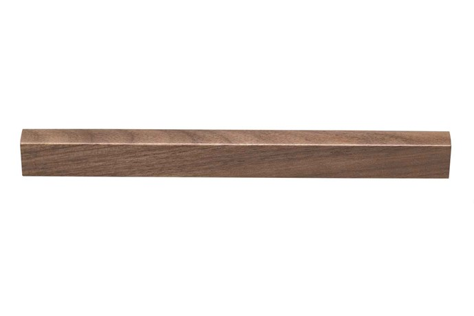 "**Pulls** L6582 walnut handle, $12.45-$17 (168mm-264mm), [Kethy](https://www.kethy.com.au/|target=""_blank"")."