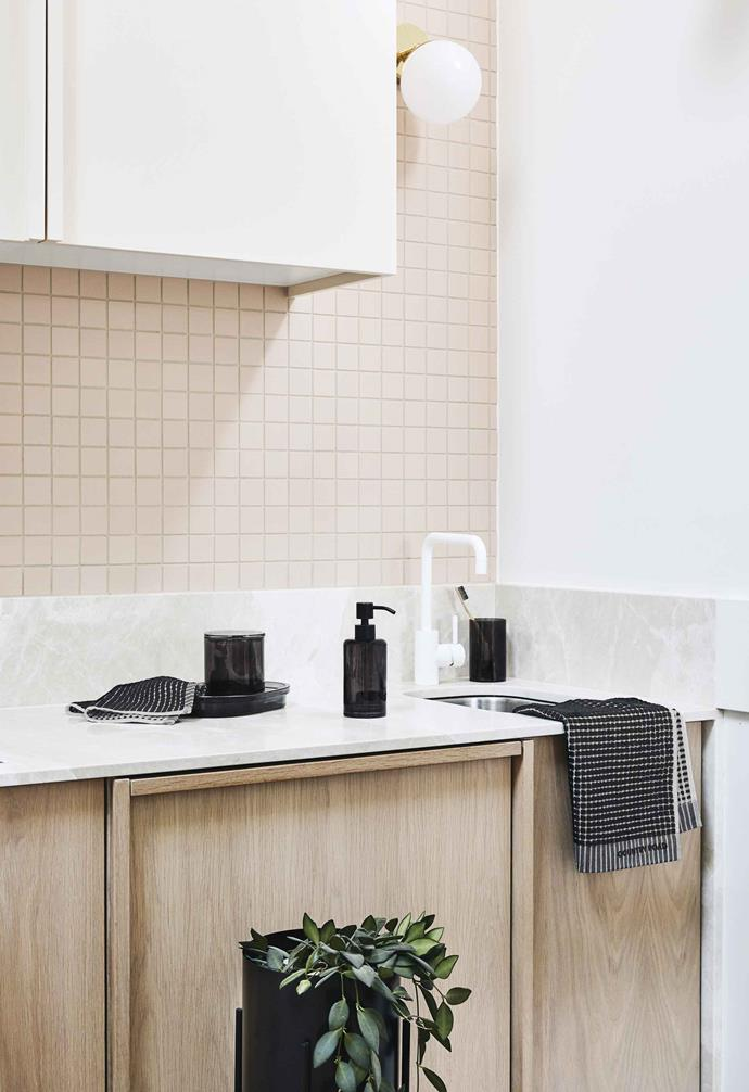 "Luma face washer and hand towel in charcoal, $12/95 and $19/95, [Country Road](https://www.countryroad.com.au/|target=""_blank""