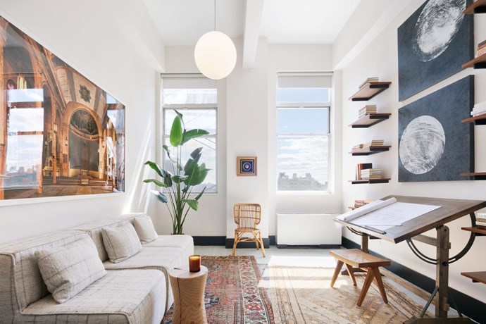"""This serene space could be used as a home office, library or guest bedroom. *Photo:* [DDreps](http://ddreps.com/ target=""""_blank"""" rel=""""nofollow"""")"""