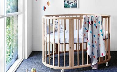 Best baby nurseries and toddler bedrooms
