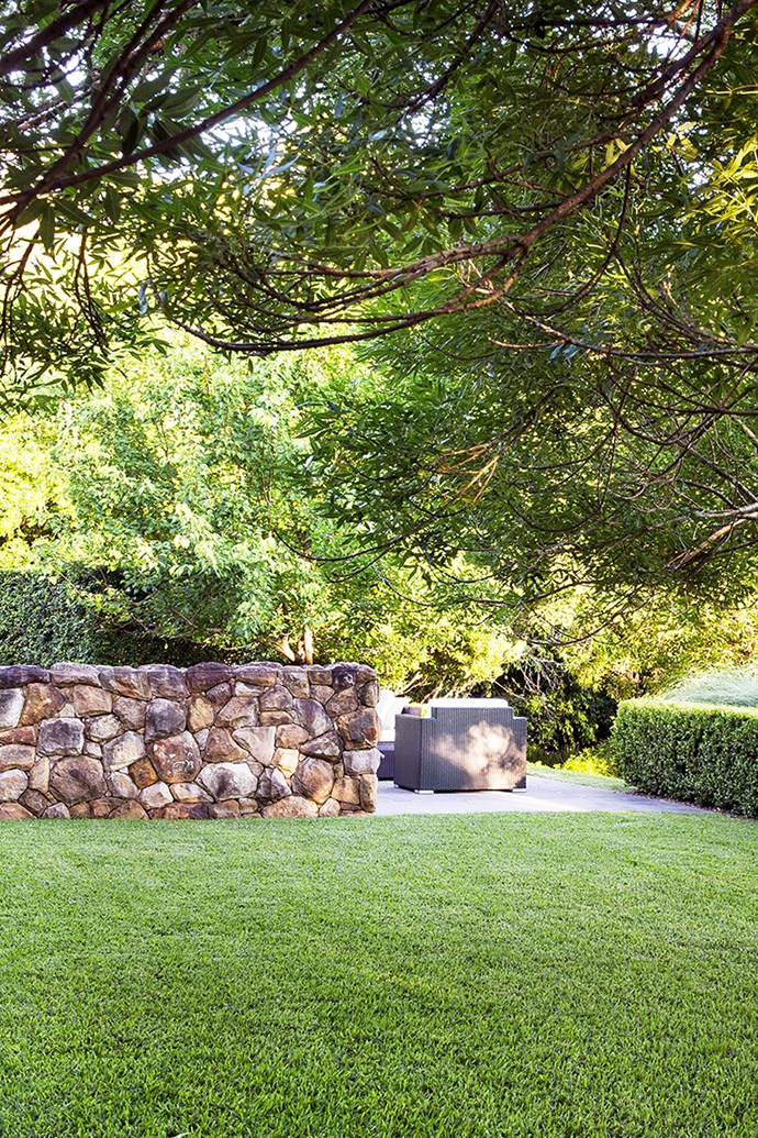 For a thriving lawn, select a grass type that suits your climate. *Photo: Brigid Arnott / bauersyndication.com.au*