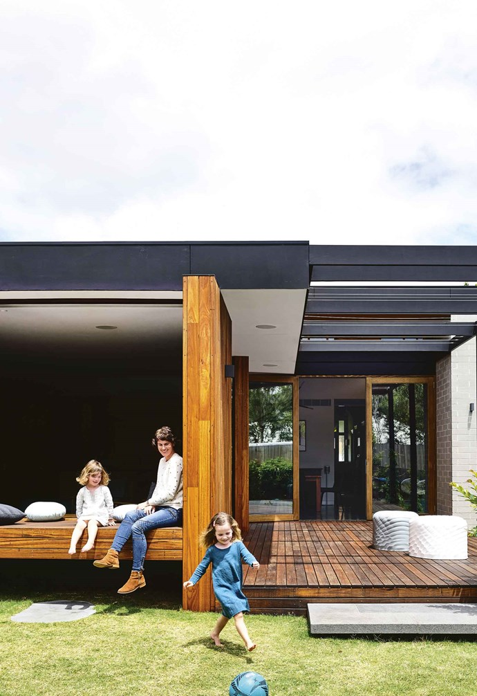 """""""Something that I've always wanted is a [window seat](https://www.homestolove.com.au/window-seats-7061