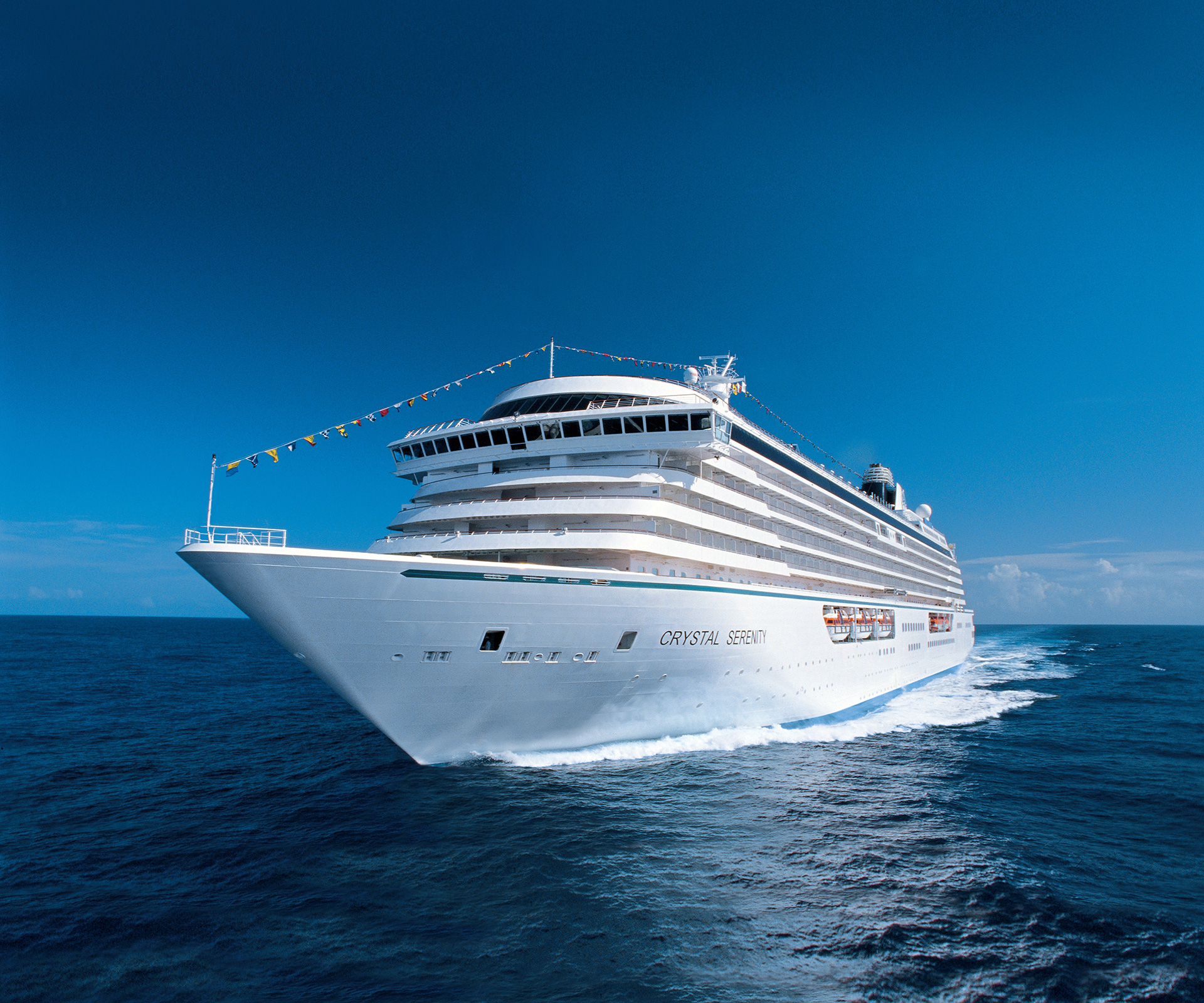 WIN! A luxury Mediterranean cruise for two