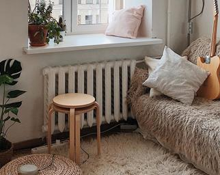 Living room heater