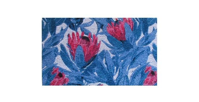 "FP Collection Door Mat, Botanica, $25, at [Flower Power](https://www.flowerpower.com.au/fp-collection-door-mat-botanica-179772 target=""_blank"" rel=""nofollow"")"