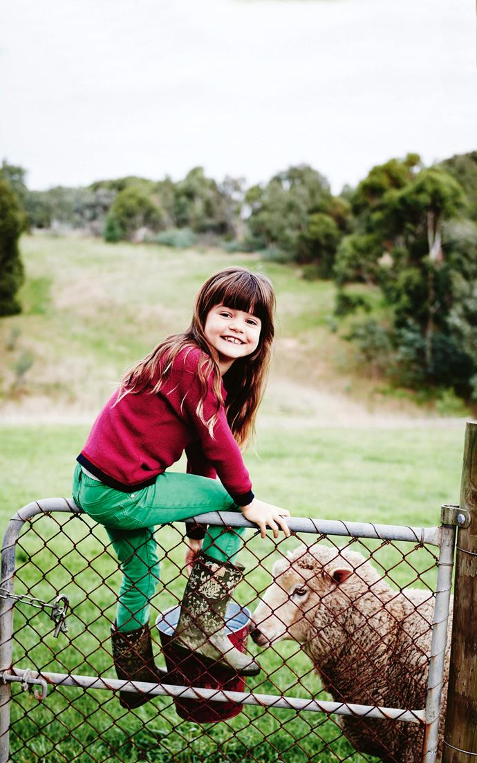 Snowdrop Merino jumpers are an all-Australian product.