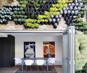 12 vertical garden ideas to inspire your own green wall