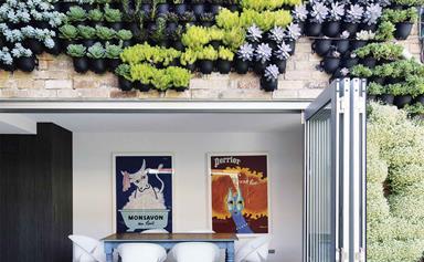 12 vertical garden ideas to inspire your own green wall