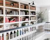 Book storage design ideas