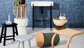 8 statement stools that double as side tables
