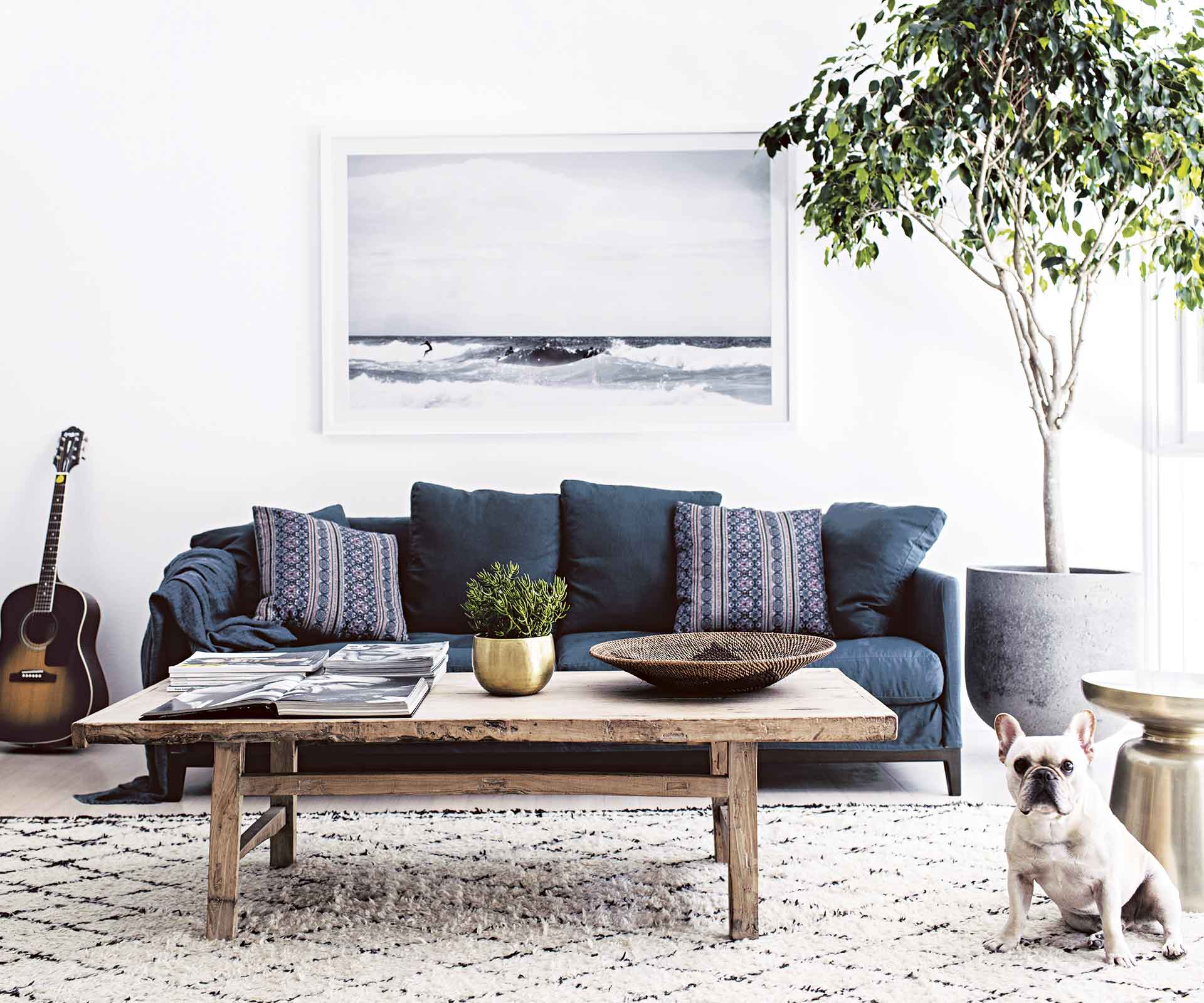 A bachelor pad in Manly that's full of clever ideas | Inside Out