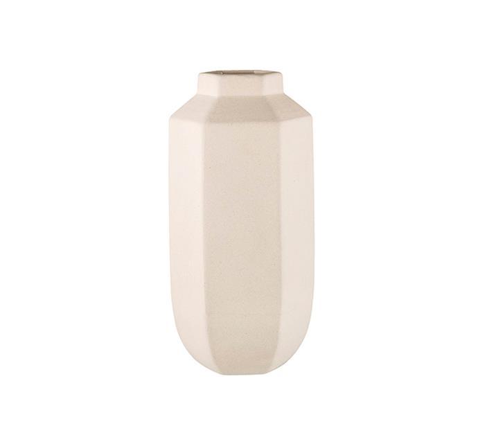 "Carved vase in Natural, $43, [Zakkia](https://www.zakkia.com.au/|target=""_blank""|rel=""nofollow"")"