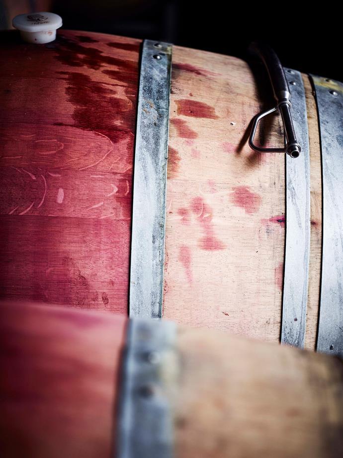 Stella Bella barrels.