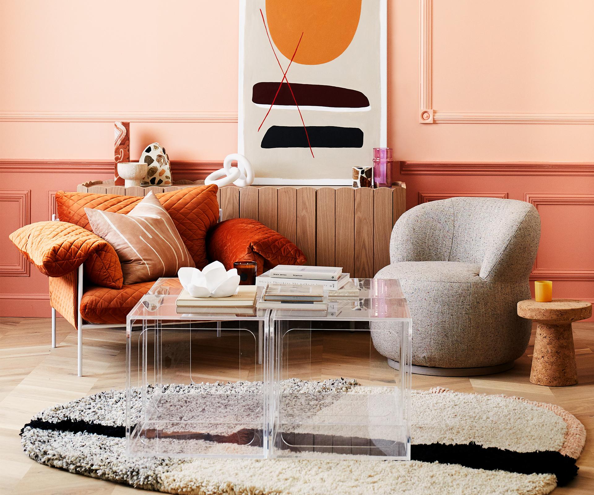 Shop the trend: modern retro home decor | real living