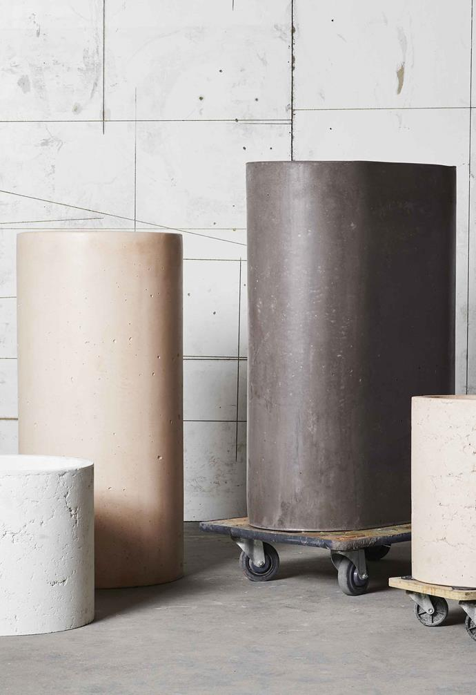 **Concrete Nation** The new Column range from Concrete Nation.