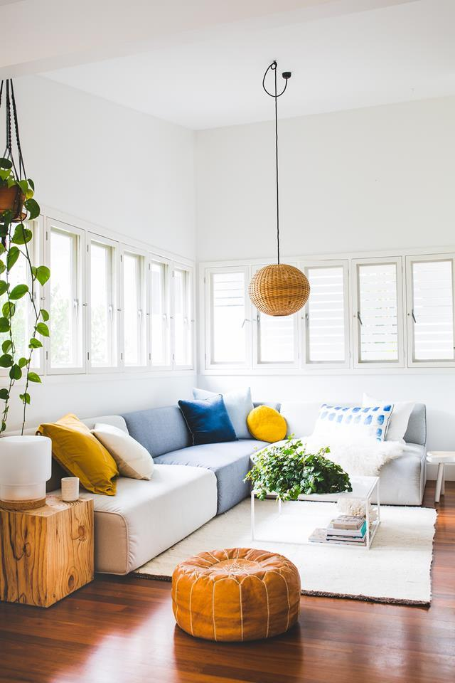 """Owners Dave and Alex have perfected [casual, barefoot charm](https://www.homestolove.com.au/bask-and-stow-guesthouse-byron-bay-5309