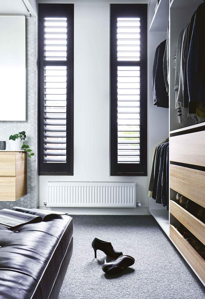 Extremely common across Europe as a way to deal with plunging temperatures, panel radiators are ideally suited for our colder areas. Their linear features will look best near similar decor, such as slatted windows.