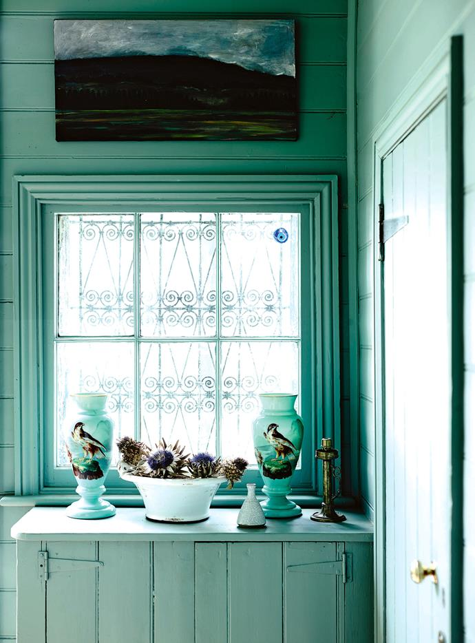 """A pair of Italian vases from Daylesford shop [Manteau Noir](https://www.homestolove.com.au/french-provincial-cottage-12080