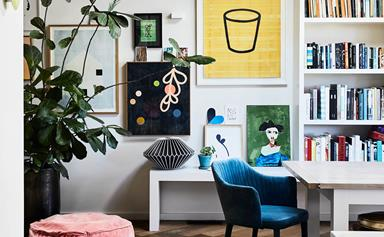7 non-committal ideas for decorating with colour