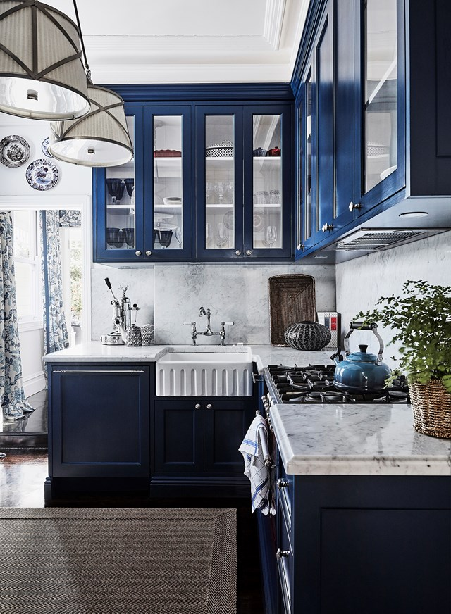 Kitchen Layouts 6 Of The Most Popular Floor Plans Australian House And Garden