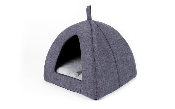 "This soft yet sturdy cave is the perfect hideaway for your cat. Inside is a highly plush reversible cushion for your cat to cuddle up on. 'Happy Tails' Premium Pet Cave, $30, from [Bunnings](https://www.bunnings.com.au/happy-tails-40-x-40cm-premium-pet-cave_p0087082|target=""_blank""