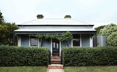 Tour a Victorian weatherboard cottage in the Central Highlands, VIC