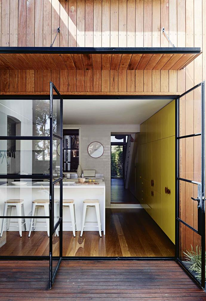 "With three growing kids, one bathroom was never going to cut it for this busy family of five. ""We really wanted an [ensuite](https://www.homestolove.com.au/ensuite-bathroom-design-ideas-18820