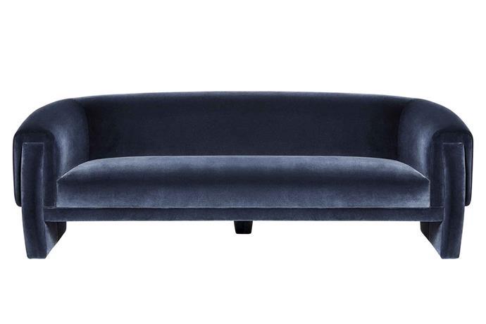 "Luke sofa, $16,775, [James Said](https://www.jamessaid.com.au/|target=""_blank""|rel=""nofollow"")."