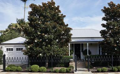 A charming weatherboard cottage in Berry