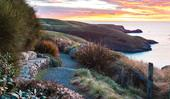 Gardening by the ocean on New Zealand's Banks Peninsula