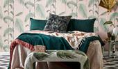 6 ways to work velvet into your home this winter
